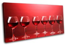 Wineglass red Food Kitchen - 13-0485(00B)-SG21-LO